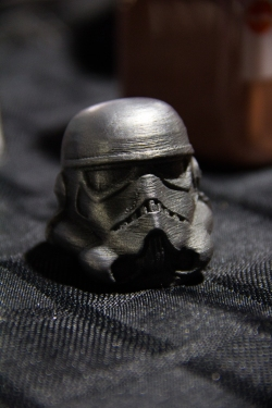 Cast 3D Print